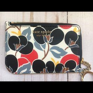 NWT Kate Spade I-Zip Card Holder